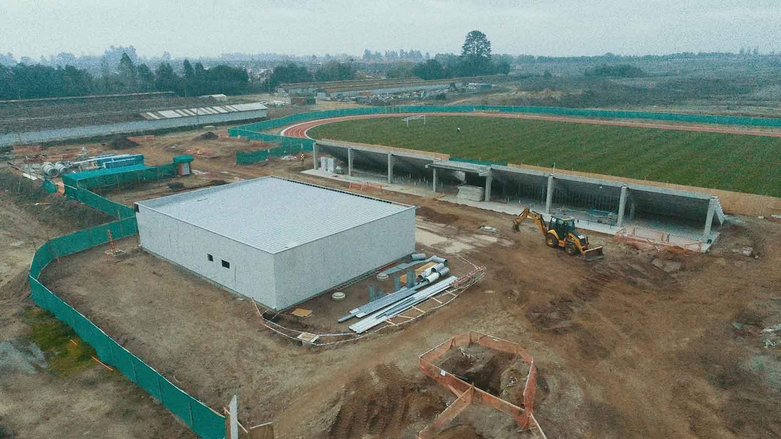 Ampliación Obras Varias Planta 03, 04, CDT y Campo Deportivo