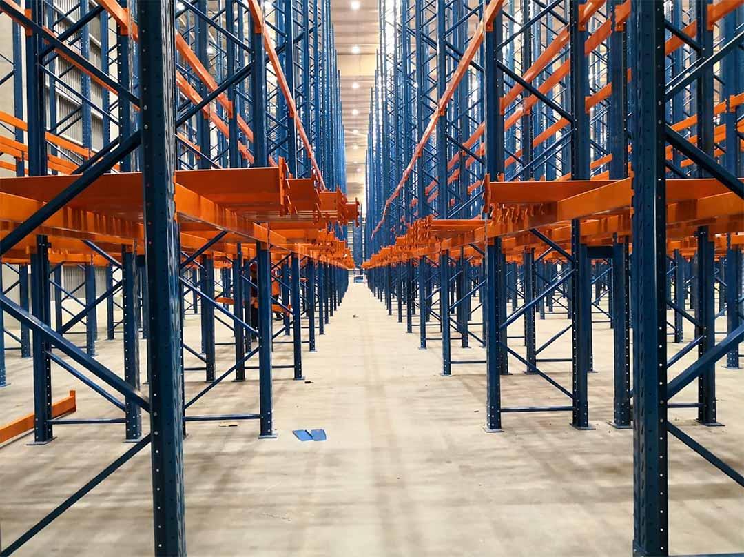 Rediseño Racks 7 Centros de Distribución CCU